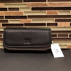 💥SALE💥Halston Leather Wallet NWT